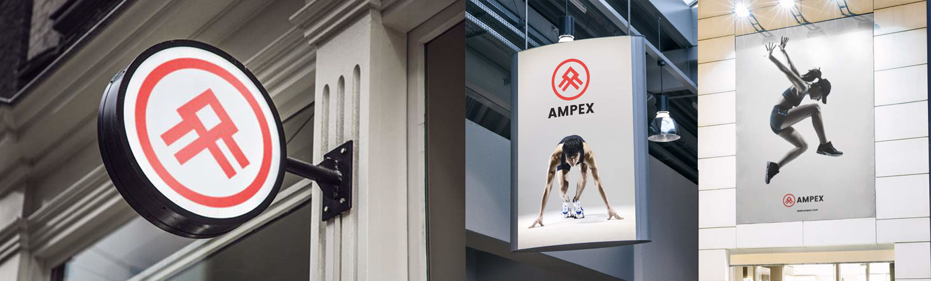 ampex New Website