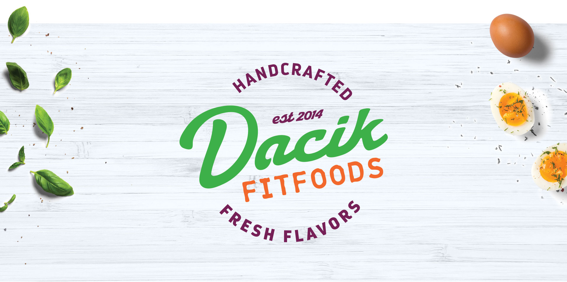 Dacik Fit Foods logo