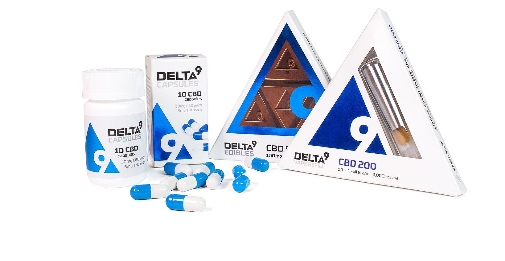 Delta9 CBD Line