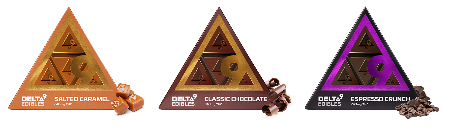 Delta9 Edible Package