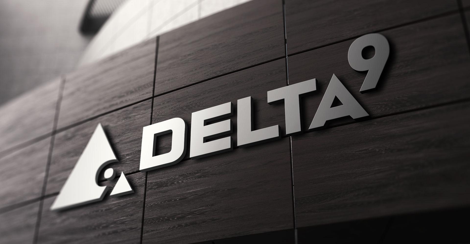Delta9 Logo