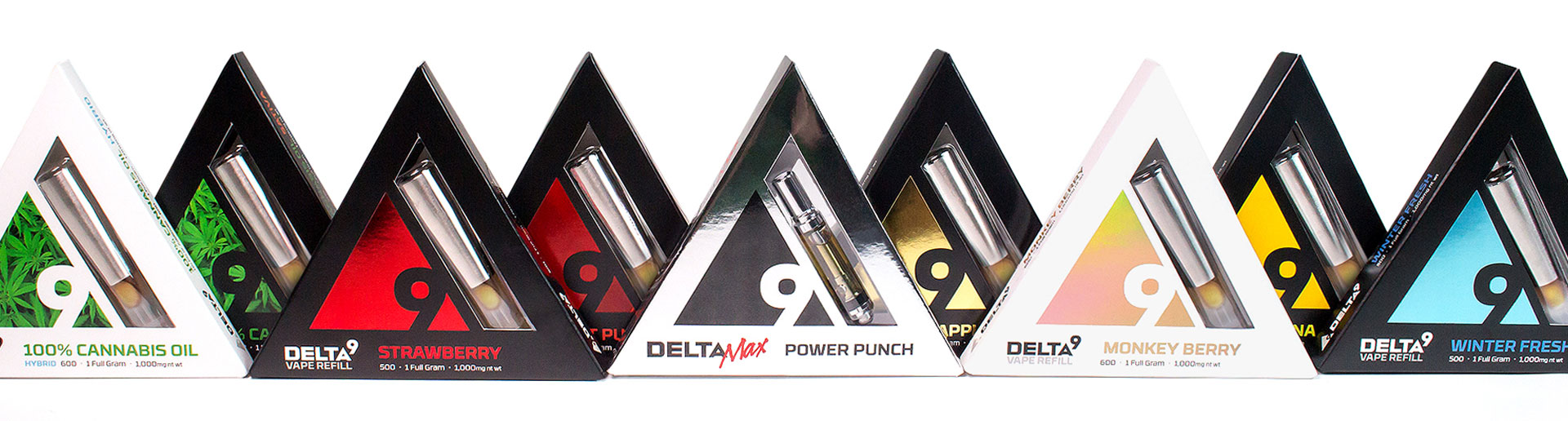 Delta9 Vape Packages
