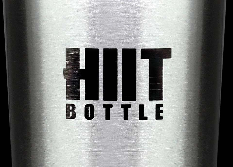 HIIT Bottle Brush Steel