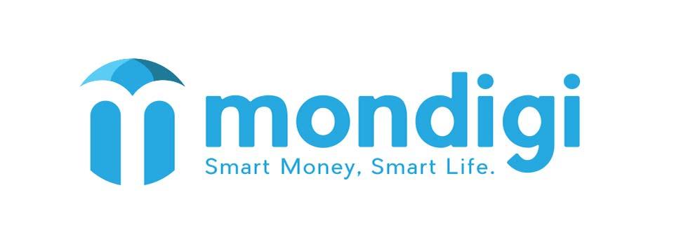 Mondigi Color Logo