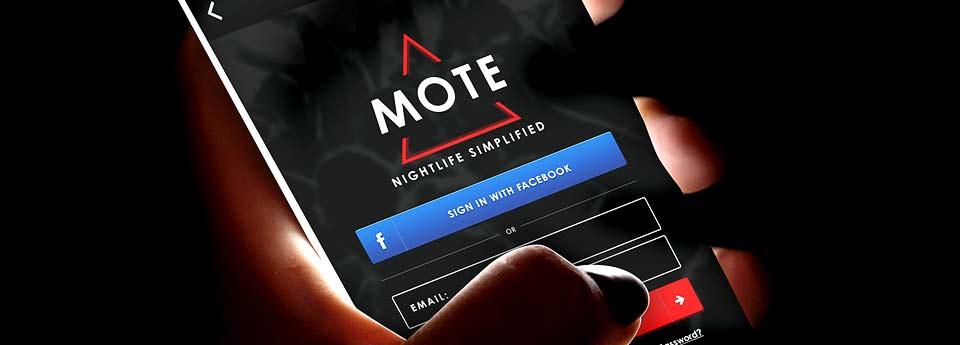 Mote Application Login