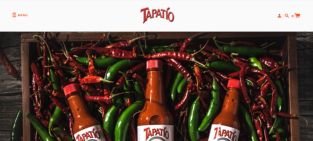 New Tapatio Website After Devise Interactive