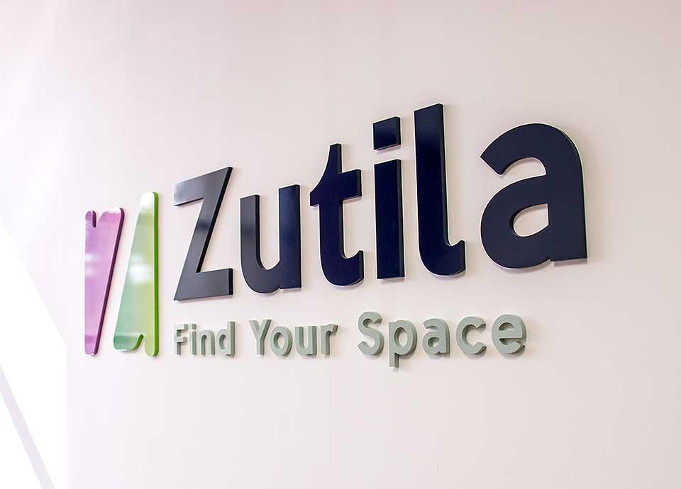 Zutila Sign