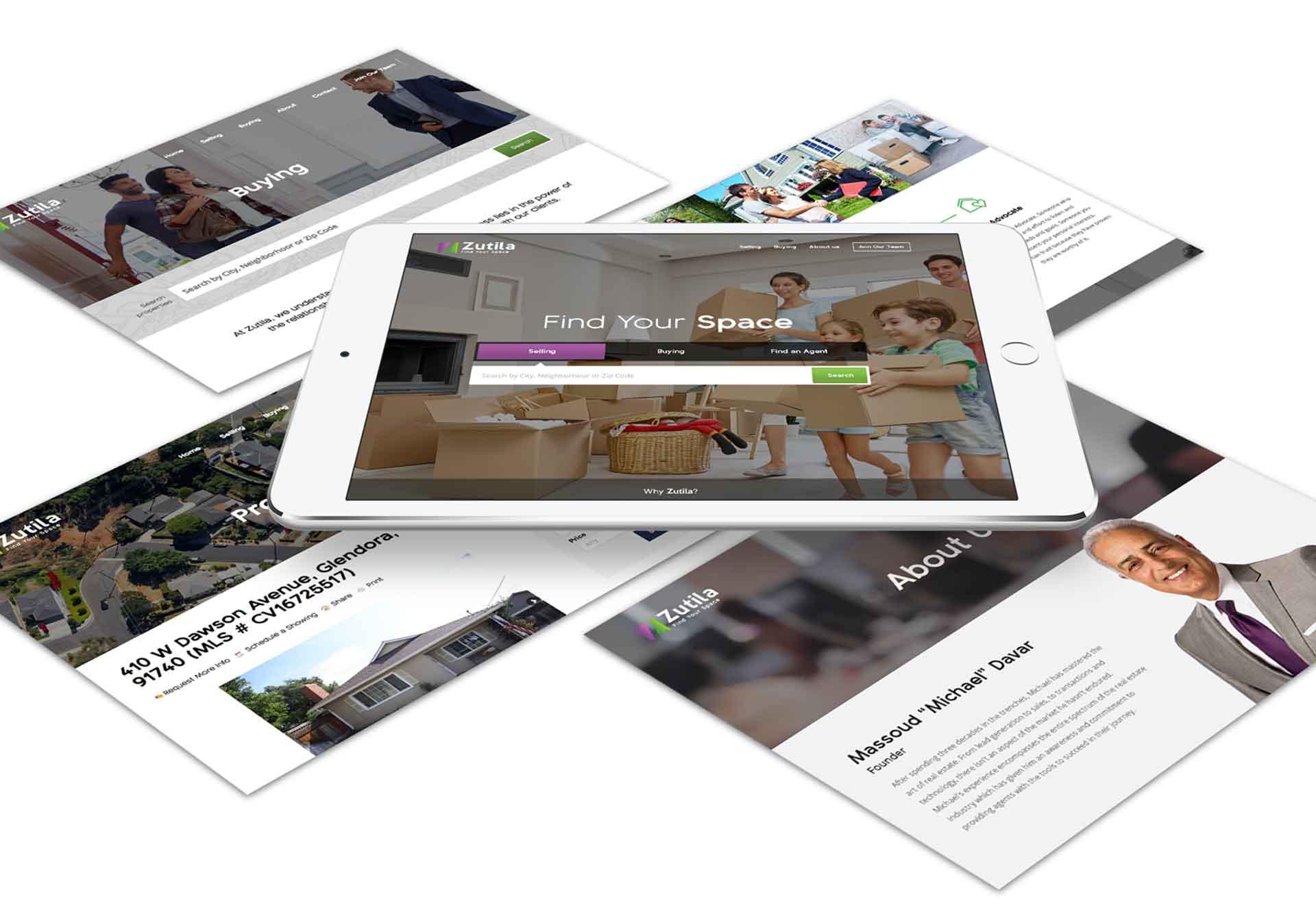 Zutila Website